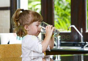 Активированная вода для детей