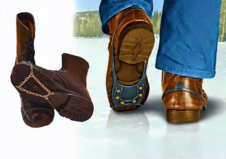 Ледоходы для обуви на зиму