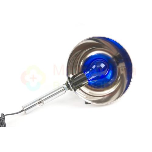 Лампа синяя Минина (рефлектор)